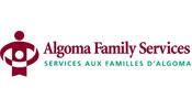Algoma Family Services logo