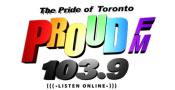Proud FM logo